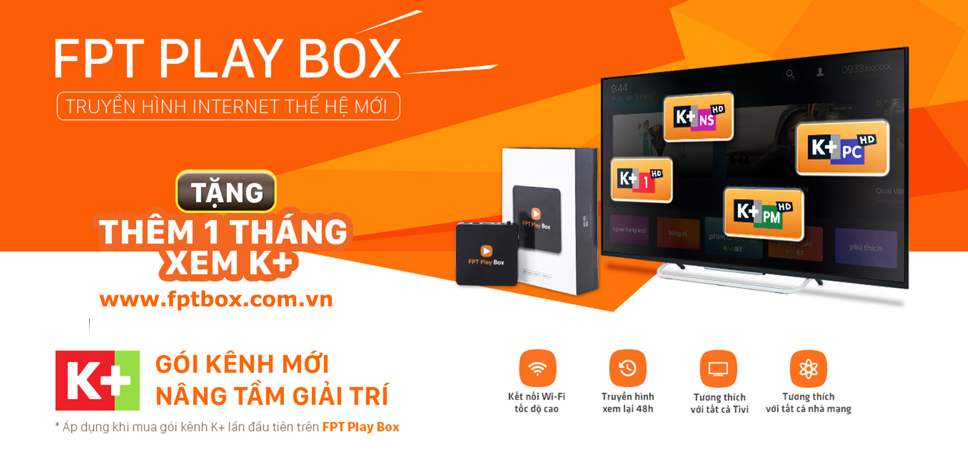 K+ FPT Play Box