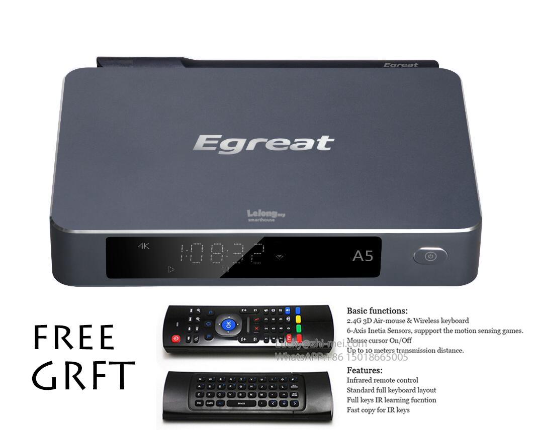 Android TV Box Egreat A5